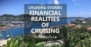 What do you do when you run out of money in your cruising kitty? Megan Downey shares how the crew of s/v Clarity faced the financial realities of cruising.