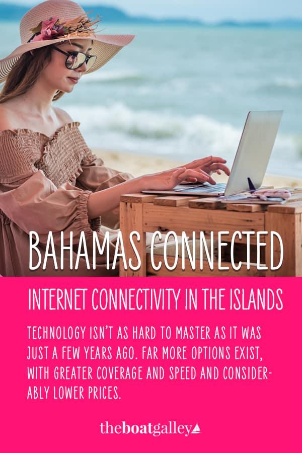 8 Bahamas internet options compared: wifi from businesses, international roaming, T-Mobile, BTC, Aliv, MyIslandWifi, Google Fi and Iridium GO!