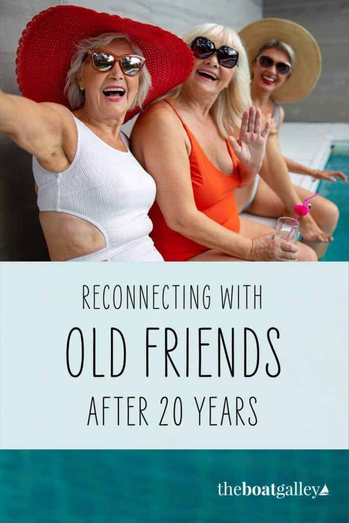 One of the best things about cruising are the friends you make. But can those passing friendships stand the test of time?