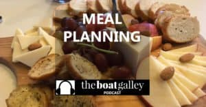 Meal planning can be important, but not as important as how flexible you can be when thinking about the food. Relax, ask questions, and eat well!
