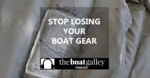 Do you worry about recovering boat stuff lost in the wind or left behind in a marina? Here's a fix.