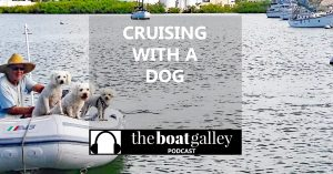 Sure, you've seen dogs on boats. But how feasible is it, really? Can you take a dog full-time cruising? And if so, what do you need to know?