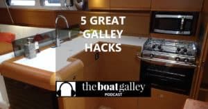 Five great ideas that make living – and cooking – in a small space a lot easier.