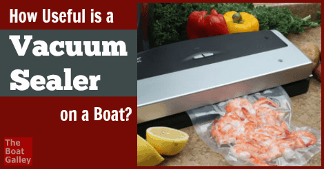 A vacuum sealer is a luxury, no doubt about it. But if you're thinking of getting one, here are some things to look at.