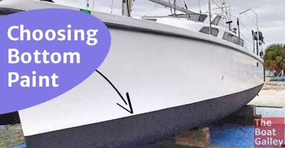 Choosing Bottom Paint   The Boat Galley