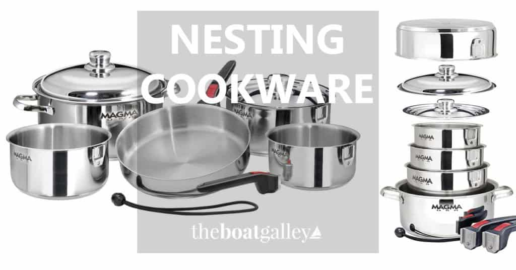 Nesting pots and pans