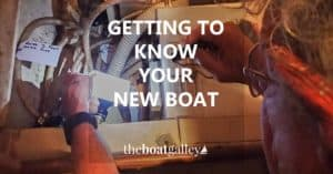 Just bought a boat? Learning how everything works can be overwhelming. Here's how we did it and stayed sane!