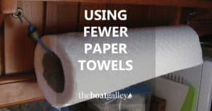 Save money and space by using fewer paper towels with these tips. Double bonus: you'll have less trash and it's better for the environment!