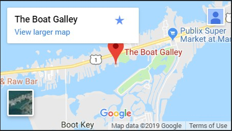 The Boat Galley location