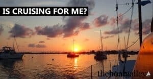 The boats at anchor all look so pretty and the thought of living on one seems like a dream come true. But how do you know if it's really for you?