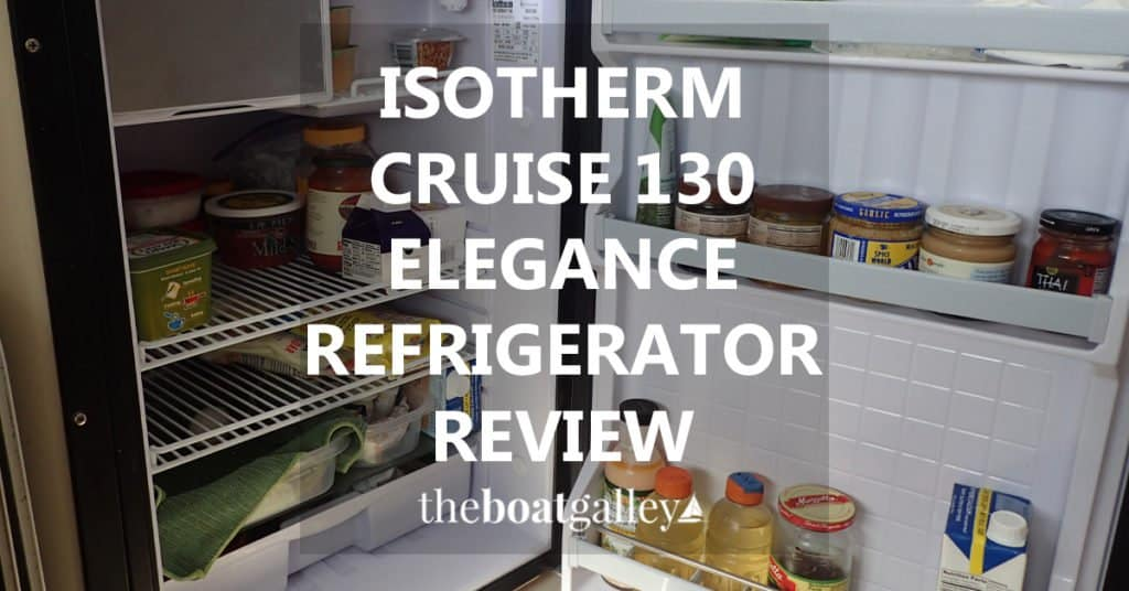 Isotherm Cruise 130 Elegance Refrigerator Review