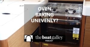 Frustrated trying to bake in your boat oven? Here's a simple solution that doesn't involve buying a new stove.