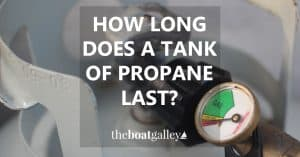 How much propane do you need to carry for your adventure? Rule of thumb and useful info for how much is really in that tank!