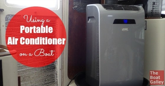 Portable Air Conditioner The Boat Galley