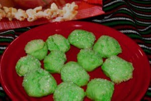A very boat-friendly and kid-friendly recipe for sugar cookies . . . and good any time of the year, not just Christmas!